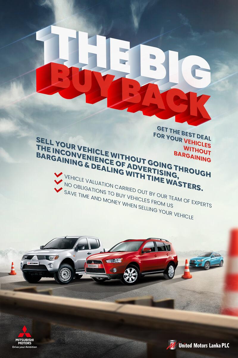 United Motors Buy Back