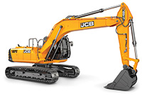 JCB NXT 215LC Vehicle Thumb