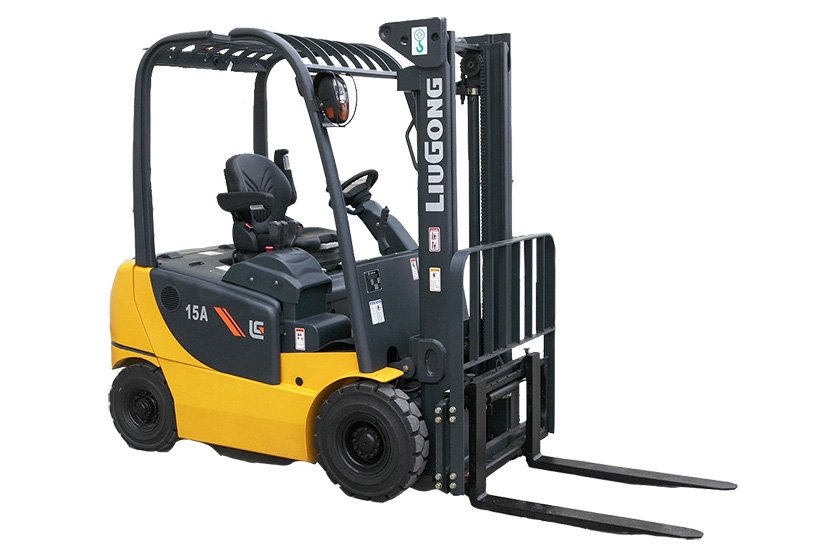 Forklift CLG2015A-S Vehicle Thumb