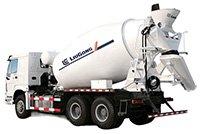 Truck Mixer Vehicle Thumb