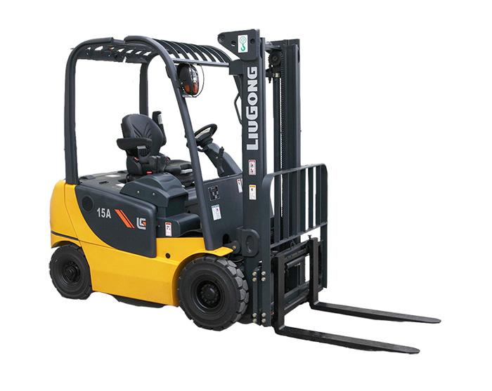 United Motors Forklift CLG2015A-S Construction Equipment