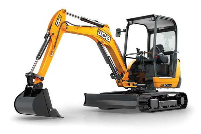 United Motors JCB 30PLUS Construction Equipment