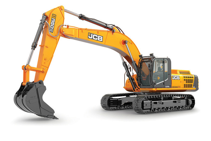 United Motors JCB380LC Quarry Master Construction Equipment