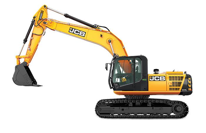United Motors JCB 225LC Construction Equipment