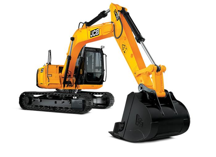 United Motors JS140 Construction Equipment