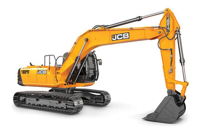 United Motors JCB NXT 215LC Construction Equipment