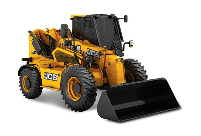 United Motors Loadall 530-70 Construction Equipment