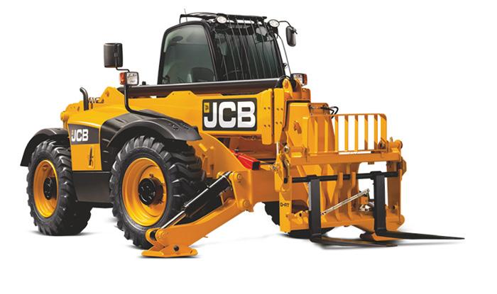 United Motors Loadall 540-170 Construction Equipment