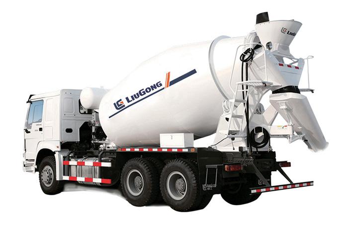 United Motors Truck Mixer Construction Equipment