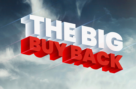 The Big Buy Back