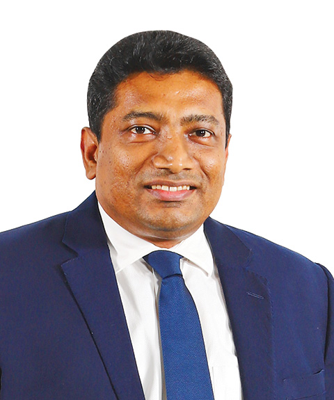 Profile Pic for Mr. Thushara Jayasekera