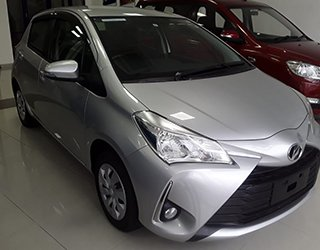 Toyota Vitz  2019