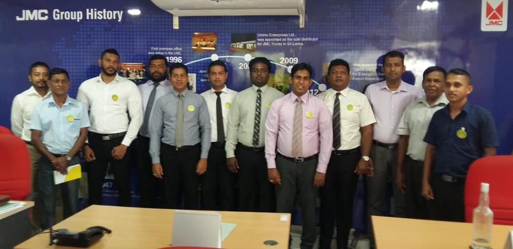 United Motors Crew Members